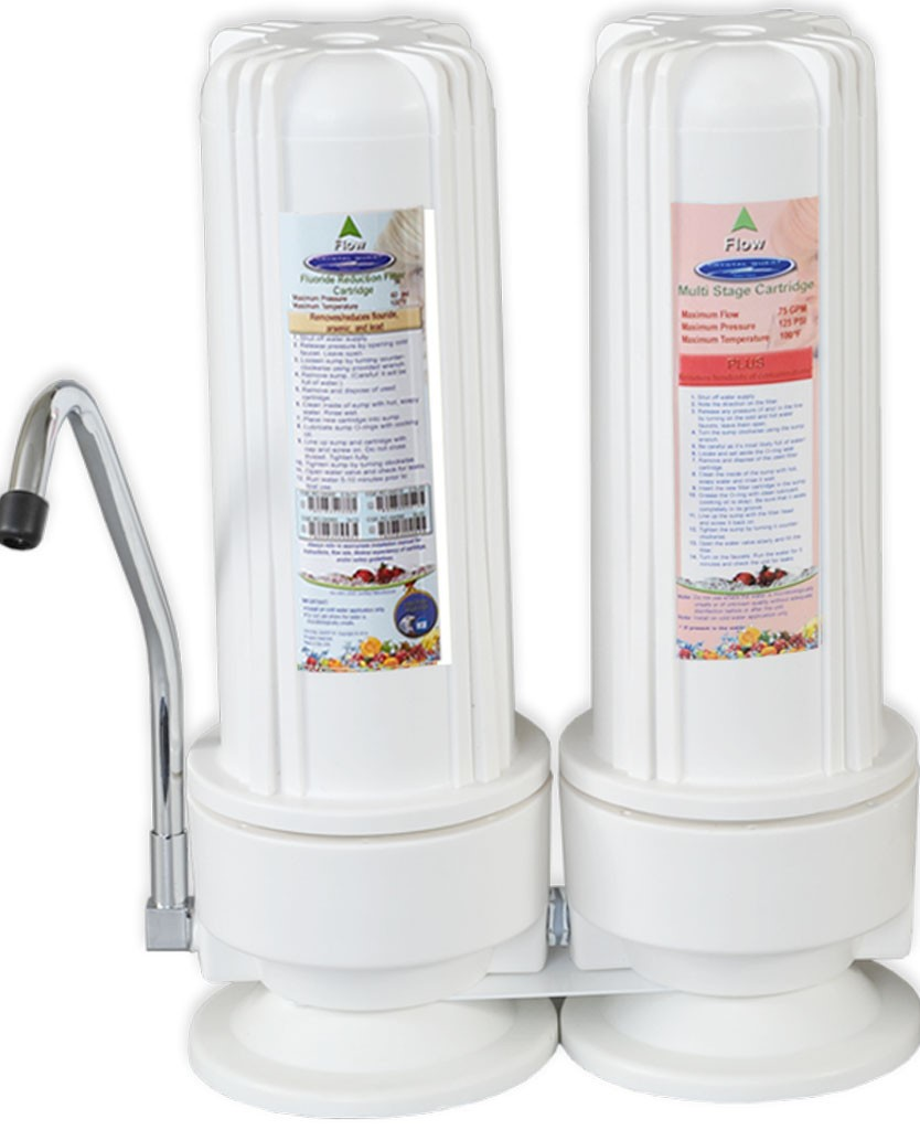 How to Filter Fluoride Under Kitchen Sink Water Filter Systems To Use With Own Facet on